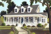Southern Style House Plan - 4 Beds 2.5 Baths 2177 Sq/Ft Plan #3-176
