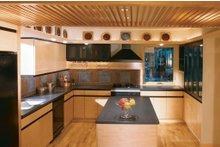 Contemporary Interior - Kitchen Plan #454-3