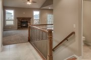 Ranch Style House Plan - 3 Beds 2.5 Baths 1426 Sq/Ft Plan #20-2290 Interior - Family Room