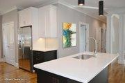 Craftsman Style House Plan - 3 Beds 2 Baths 1583 Sq/Ft Plan #929-84 Interior - Kitchen