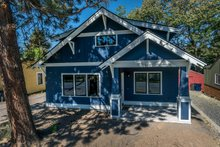 Home Plan - Craftsman Exterior - Front Elevation Plan #895-88