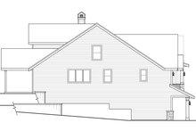 Craftsman Exterior - Other Elevation Plan #124-923