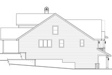 House Plan Design - Craftsman Exterior - Other Elevation Plan #124-923