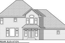 House Plan Design - Traditional Photo Plan #70-1038