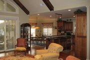 Traditional Style House Plan - 4 Beds 3.5 Baths 2670 Sq/Ft Plan #437-45 Photo