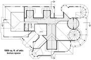 House Plan - 3 Beds 3.5 Baths 3975 Sq/Ft Plan #60-482 Floor Plan - Other Floor Plan