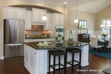 Architectural House Design - European Interior - Kitchen Plan #929-958