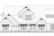 Country Style House Plan - 6 Beds 4.5 Baths 5400 Sq/Ft Plan #932-66