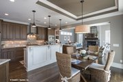 Craftsman Style House Plan - 4 Beds 3 Baths 3335 Sq/Ft Plan #929-920 Interior - Other