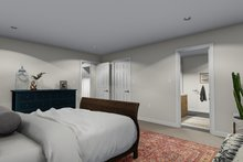 Traditional Interior - Master Bedroom Plan #1060-63