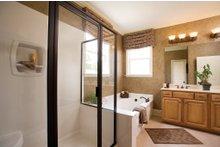 House Plan Design - Country Interior - Master Bathroom Plan #929-19