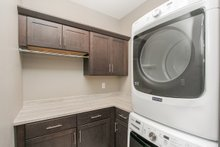 Ranch Interior - Laundry Plan #70-1497