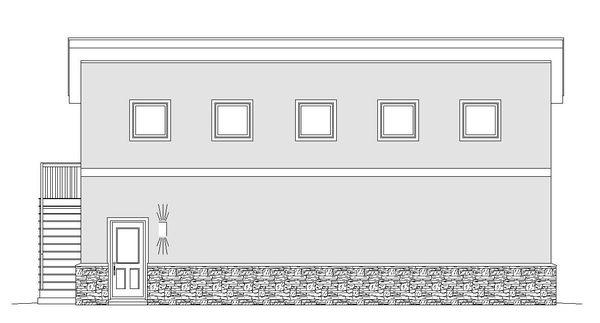 Dream House Plan - Contemporary Floor Plan - Other Floor Plan #932-246