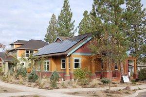 Architectural House Design - Craftsman Photo Plan #434-14