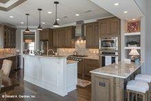 Craftsman Interior - Kitchen Plan #929-920