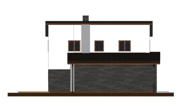 Contemporary Floor Plan - Other Floor Plan Plan #906-5