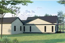 Architectural House Design - Ranch Exterior - Other Elevation Plan #1075-1