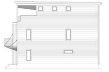 Dream House Plan - Contemporary Exterior - Other Elevation Plan #932-317