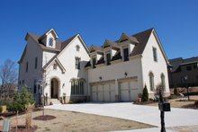 Dream House Plan - European Exterior - Other Elevation Plan #419-233