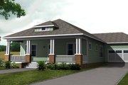 Craftsman Style House Plan - 3 Beds 2 Baths 1728 Sq/Ft Plan #461-26 Photo