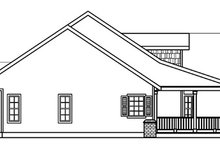 Ranch Exterior - Other Elevation Plan #124-391