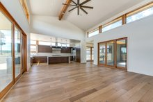 Contemporary Interior - Dining Room Plan #892-22