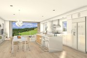 Modern Style House Plan - 2 Beds 2 Baths 1575 Sq/Ft Plan #497-25 Interior - Other