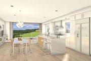 Modern Style House Plan - 2 Beds 2 Baths 1575 Sq/Ft Plan #497-25