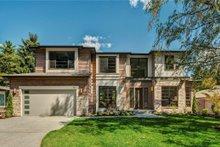 Dream House Plan - Prairie Exterior - Front Elevation Plan #1066-72