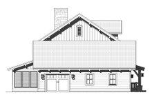 Craftsman Exterior - Other Elevation Plan #901-123