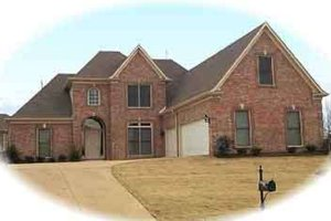 Traditional Exterior - Front Elevation Plan #81-583