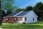 Farmhouse Style House Plan - 3 Beds 2 Baths 1856 Sq/Ft Plan #923-223