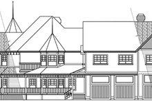 Farmhouse Exterior - Other Elevation Plan #124-111