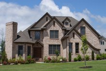 Dream House Plan - Modified Front