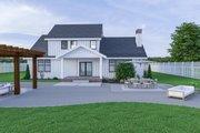 Farmhouse Style House Plan - 3 Beds 2.5 Baths 2604 Sq/Ft Plan #1070-16