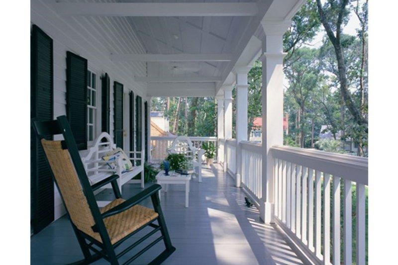 Colonial Photo Plan #137-145 - Houseplans.com