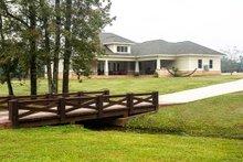Architectural House Design - Prairie Exterior - Other Elevation Plan #930-463