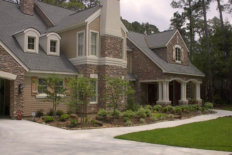 Country Photo Plan #61-185 - Houseplans.com