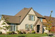 Architectural House Design - Craftsman Exterior - Other Elevation Plan #48-372