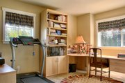 Craftsman Style House Plan - 4 Beds 2.5 Baths 2770 Sq/Ft Plan #132-121 Interior - Bedroom
