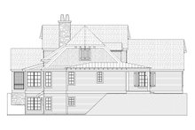 House Plan Design - Country Exterior - Other Elevation Plan #901-112