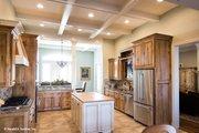 European Style House Plan - 5 Beds 5 Baths 3378 Sq/Ft Plan #929-1008 Interior - Kitchen