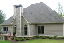 Dream House Plan - Traditional Exterior - Other Elevation Plan #437-35