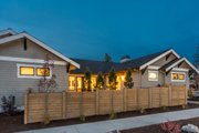 Craftsman Style House Plan - 3 Beds 2 Baths 1939 Sq/Ft Plan #895-82 Exterior - Other Elevation