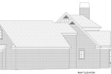 House Plan Design - Traditional Exterior - Other Elevation Plan #932-341