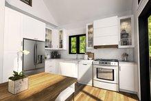 Modern Interior - Kitchen Plan #23-2021