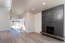 House Plan Design - Modern Interior - Family Room Plan #895-120