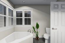 Traditional Interior - Master Bathroom Plan #1060-63