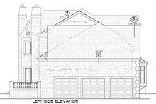 Dream House Plan - European Exterior - Front Elevation Plan #20-2210