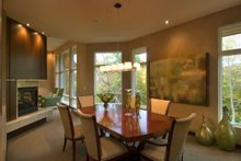 Dream House Plan - Contemporary Photo Plan #56-601